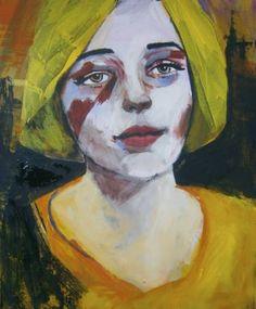 Portrait study # 01-2016