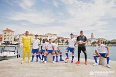 Predstavljanje novog dresa Hajduka • HNK Hajduk Split