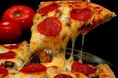 Pizza mit Chorizo