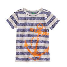 Since I can't buy Simon pretty summer dresses, I'll have to settle for cute t-shirts instead.