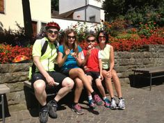 Family cycling holidays around Lake Constance with Saddle Skedaddle