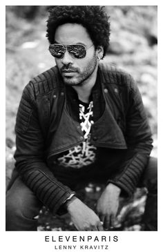 Lenny Kravitz in ELEVENPARIS Fall/Winter 2013 Campaign