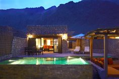 Six Senses Zighy Bay Resort - Musandam - Oman | The Style Junkies
