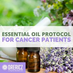 When putting together a DIY Essential Oil Protocol for Cancer Patients, it's important to remember that it's NOT an all-or-nothing thing. Find an oncologist