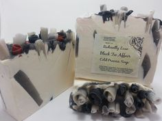 Check out my Etsy listing at https://www.etsy.com/listing/196168226/homemade-soap-black-tie-fragrance-hemp