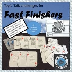 Topic Talk is a visual organiser. Group Activities, Reading Activities, Classroom Activities, Activities For Kids, Literacy Circles, Math Literacy, Literacy Centers, Critical Thinking Activities, Higher Order Thinking