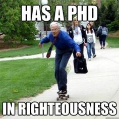 Tom Winter, 68-year-old University of NEBRASKA classics professor, rose to Internet stardom after a picture of him riding his skateboard, with a briefcase in hand, became a Reddit top post on Thursday.