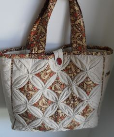 The Cathedral windows bag.