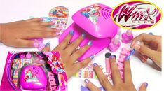 Image result for winx club nails