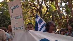 Concentraciones en Portugal y Turquía a favor del 'no' en el referéndum griego