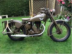WW2 1944 Matchless G3L