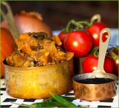 Hampshire Chutneys takes pride in the fact that almost all ofthe fruit and vegetables used in its products is locally grown. To be precisewithin half amile of where it is made. It also benefits from local gardeners who donate their fruit and veg in exchange for finished products.