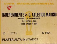 National League, Madrid, Club, 1975, Sport, Retro, Soccer, Frases, Football Art