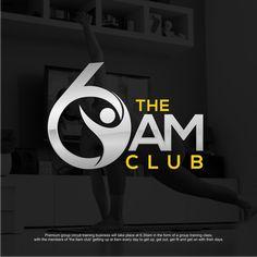 Am Club, Best Logo Design, Cool Logo, Logo Design Contest, Service Design, Logo Ideas, Logos, Gym, Best Logo