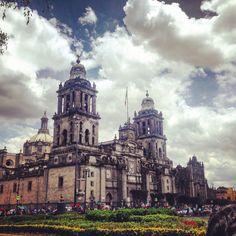 Ciudad de México, La Catedral