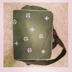 A personal favorite from my Etsy shop https://www.etsy.com/listing/516419933/women-and-teen-olivekhaki-crossbody