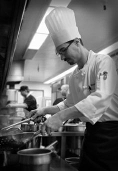 Click the photo to see what Spartan Shops' new head chef's expertise is in #SJSU #StudentLife