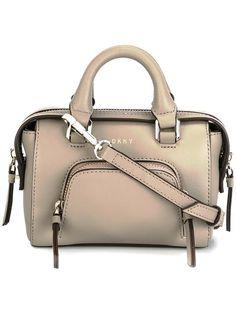 DKNY Mini Pocket Crossbody Bag. #dkny #bags #shoulder bags #leather #crossbody #