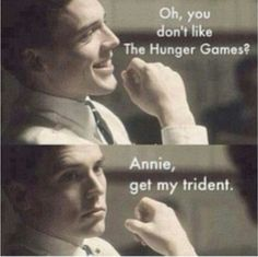 This is what I feel when people say that don't like The Hunger Games