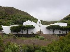 Iglesia de la virgen de los Reyes. La Dehesa. El Hierro
