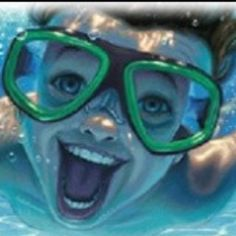 Water, smiles - underwater smiles - water is so freeing,relaxing,a-ha-moments - water