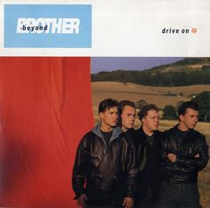 """For Sale - Brother Beyond Drive On UK  7"""" vinyl single (7 inch record) - See this and 250,000 other rare & vintage vinyl records, singles, LPs & CDs at http://eil.com"""