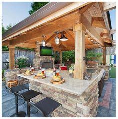 guy fieri outdoor kitchen - Bing Images | Outdoor kitchen ...