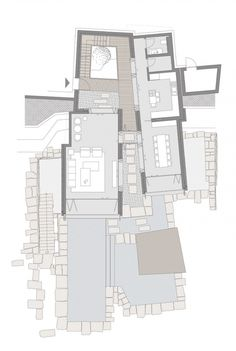 Vıcem Bodrum Residences / Emre Arolat Architects| Floor Plan