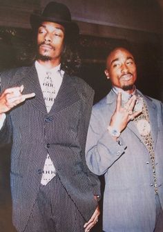 Tupac and Snoop Poster Order TODAY - THIS IS THE LAST ONE! Ships securely today in a crush-proof poster shipping tube: Click here for more Posters!