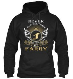 FARRY - Never Underestimate #Farry