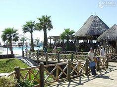 Playa Nuevo Altata (Isla Cortés), Sinaloa, México.