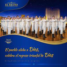 "Gospel Choir Song ""Kingdom Anthem: The Kingdom Descends Upon the World"" Worship God, Worship Songs, Praise And Worship, Praise God, Worship Dance, Tap Dance, Christian Videos, Christian Songs, Choir Songs"