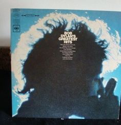 Bob Dylan Lp Greatest Hits Very Good