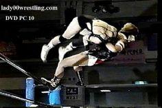 Manami Toyota DVD wrestling 30 women in 1 match