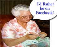 Facebook is for all ages! Seriously