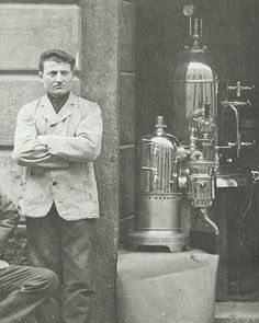 #CimbaliStory, 1912 - Milan.