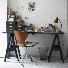 """Gefällt 121 Mal, 2 Kommentare - Hi, I'm Lea from Le(v)a och Bo (@leva.och.bo) auf Instagram: """"I hope your #desksituation looks as inspiring as the #workspace pictured above. Wishing you a happy…"""""""