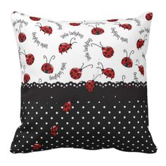 Lady Bug Bedding S Garden Theme Bedroom Decorating Yard Is A Bright Collection Of Red And Black Bugs On Bed White