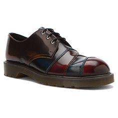 Men's Oxfords For Sale Dr Martens 3989 Brogue Shoe Men Gaucho Crazy Horse R15273201 Online Shop