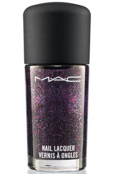Best Holiday Nail Polishes 2012 - MAC Nail Lacquer in Everything That Glitters, $17.50