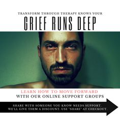 Know someone who has been struggling with Grief? Share this post with them and we'll give them 10% off our online grief support groups.  • • • #onlinetherapy #teletherapy #grief #dealingwithchange #dailychallenges #lifechanges #loss #lossoflovedone #lossofchild #jobloss #careerchange #lossofreligion #divorce #disaster #frontlineresponders #Covid19 #coronavirus #hope #copingstrategies #support #community #essentialworkers #frontlineworkers #transformthroughtherapy Loss Of Loved One, Emotionally Exhausted, How To Move Forward, Grief Support, Support Groups, Child Loss, Online Support, Career Change, Understanding Yourself