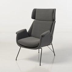 Augusto Bozzi - lounge chair for Saporiti, c.1957