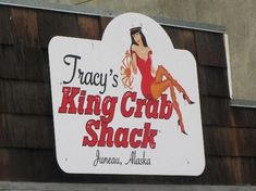 Tracy's King Crab Shack, Juneau, Alaska Yummy!