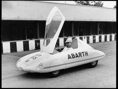 Fiat-Abarth 500 (Pininfarina), 1958