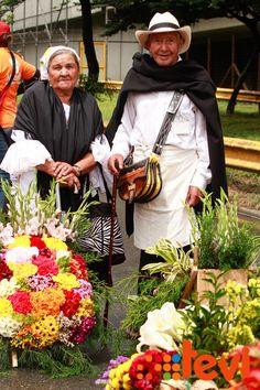 Desfile de Silleteros Feria de las Flores Fotografía: Cámara Lúcida