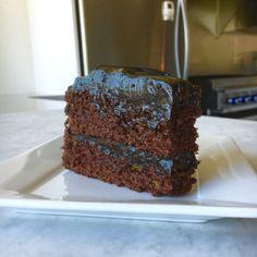 Chocolate Cake made with Avocado
