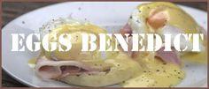Αυγά Μπένεντικτ (Eggs Benedict) στο σπίτι