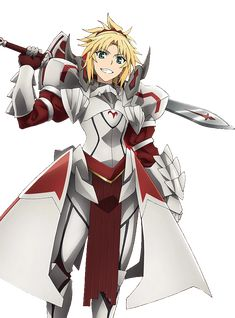 The Betrayed Knight - Seraphina's Peerage Fate Extra Saber, Fate Apocrypha Mordred, Cartoon Silhouette, Character Art, Character Design, Fate Stay Night Series, Arturia Pendragon, Fate Characters, Loli Kawaii