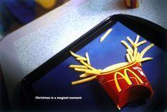 McDonald's christmas ad