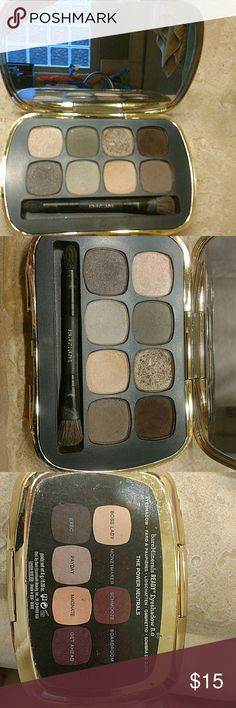 Bare minerals eyeshadow palette Lightly used bareMinerals Makeup Eyeshadow